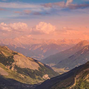 Que la montagne est belle II par Jerome Rabille