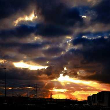 soleil sur la zi par brj01