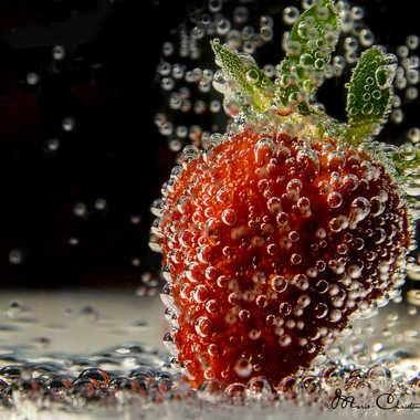 Une fraise qui a du peps par kikineth