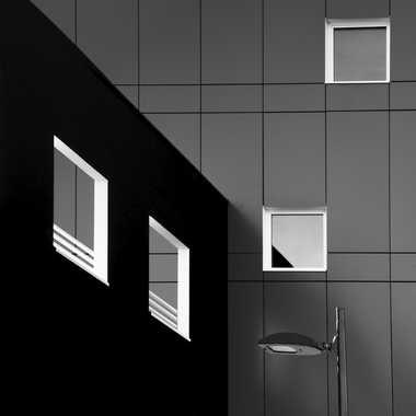 Géométries de façades par dauphin35