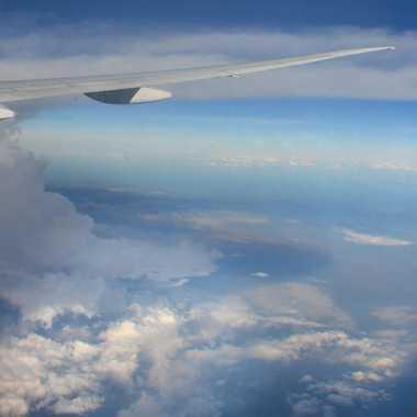 Au dessus des nuages par mamichat