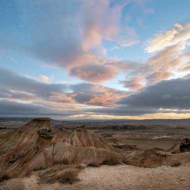 Incendie sur les dunes par Colybri