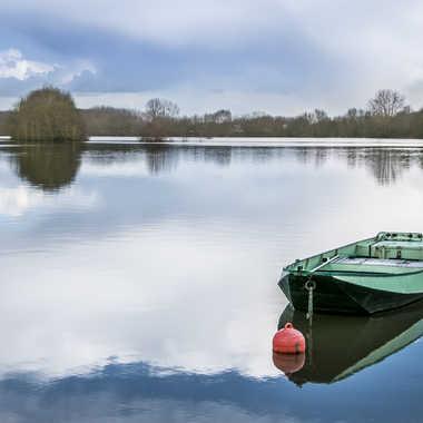 La barque verte par sylmorg