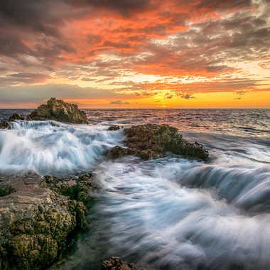 Agitation au Cap d'Antibes par Franck06