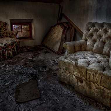 Le petit salon par FredoRoiDuVelo