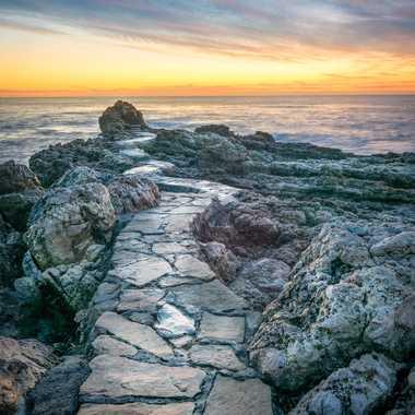Le sentier de la mer par Franck06