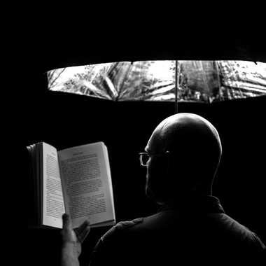 Le lecteur par Mikl