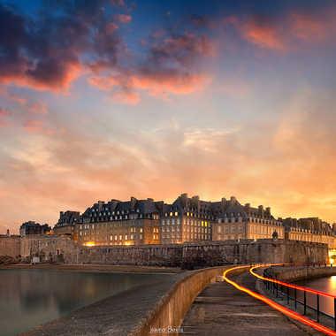 Saint-Malo ... par Nicolas Caulier