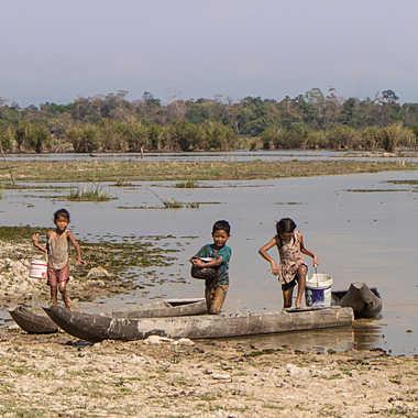 Enfants à ma pêche. par patrick69220