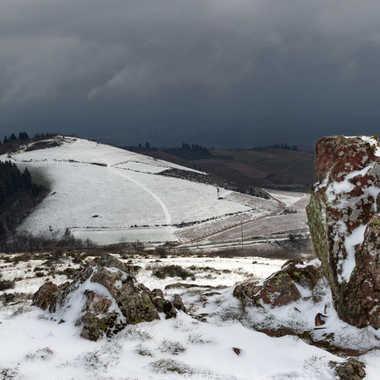 Jour d'hiver au col de Durbize par patrick69220