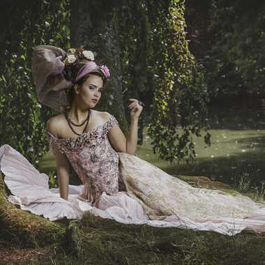 La belle Anais par Mitch007