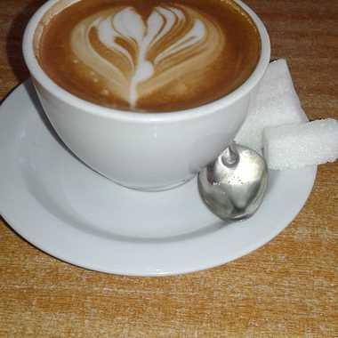 Mon café par baghzaf