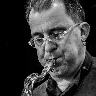 Jazzman par Philipounien