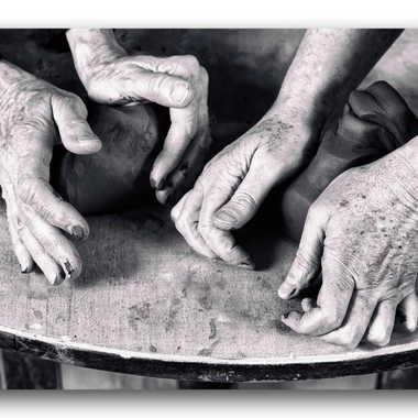 À quatre mains. par Fabiani