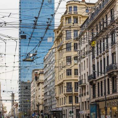 Skyscraper Lyonnais par patrick69220