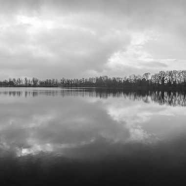 Panorama sur lac par Dav.sv