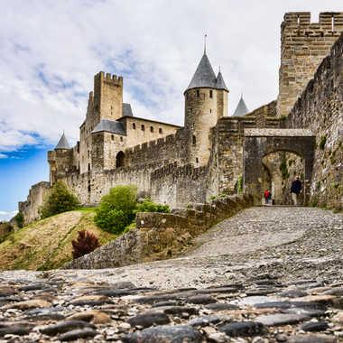 Cité de Carcassonne par thierry_9462