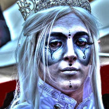 La Reine Kementari par Francis41