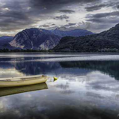 Lago Mergozzo par Jeananne