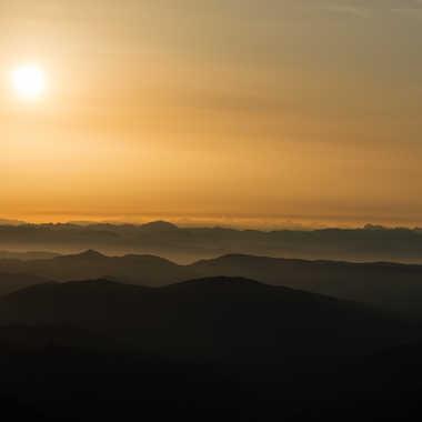 Succession de montagnes par Dav.sv