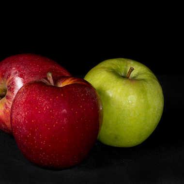 Les Pommes par Buissem