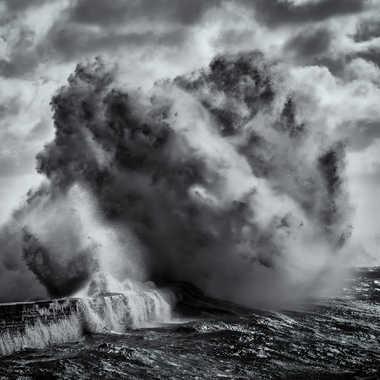 Quand la mer se croit nuage par Zanfi