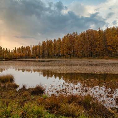 Petit lac par Farim
