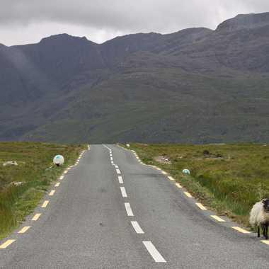 Route du Connemara par jean-Luc