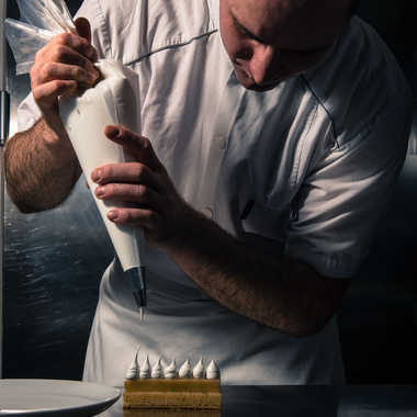 Concentration Du Patissier par Stéphane Sda