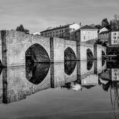Pont sur la Vienne par Philipounien