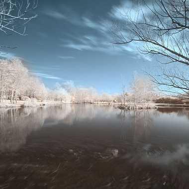 Lac paisible par PSEG
