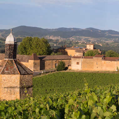Panorama de Bagnols en Beaujolais par patrick69220
