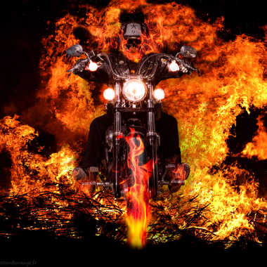 Ghost Rider par Jeppesen