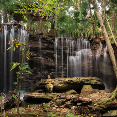 jungle waterfalls par greg7149