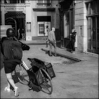 Rue Vide Gousset 2 par Buissem