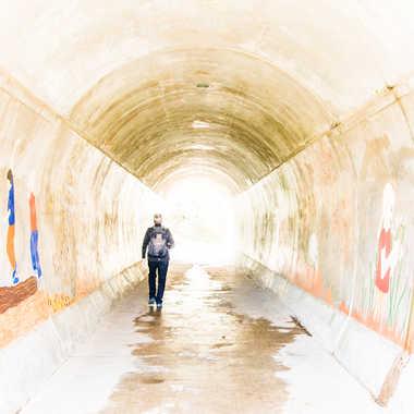 Fantastique tunnel... par Philipounien