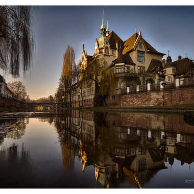 Strasbourg par Satourne