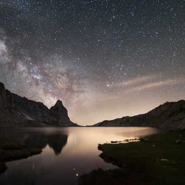Le lac Negre par oncleBob