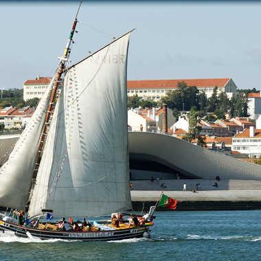 Voile Portugaise par clero