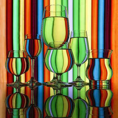 ballons de verre par LadiDi