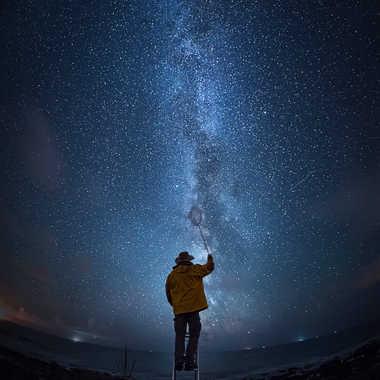 Le Pêcheur d'Étoiles par mouzon