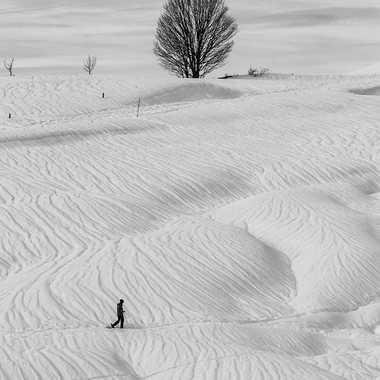 Sillons de neige par jeromeh