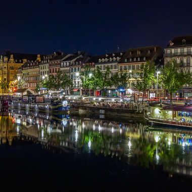 Une nuit à Strasbourg par Aurelien67