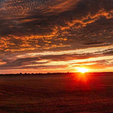 Sunrise par Jerome Rabille