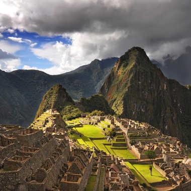 Machu Picchu par reactivezoulou