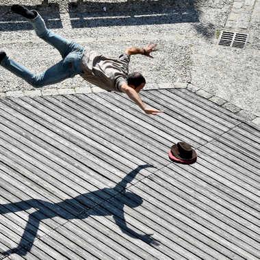 la chute par Sébastien Wautié
