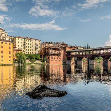 Bassano del Grappa-Ponte Vecchio  par Stefano
