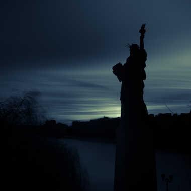 La Statue de la Liberté par Stéphane Sda