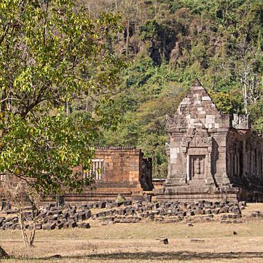 Temple Khmer par patrick69220