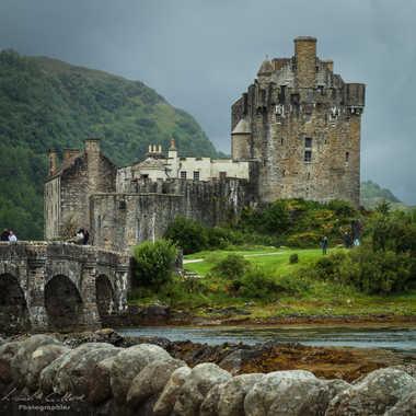 Eilean Donan castle par lyonel